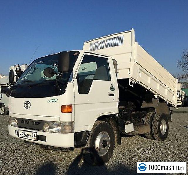 Самосвальные установки для японских грузовиков
